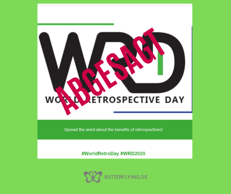 World Retrospective Day – Abgesagt