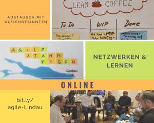 Agile Stammtisch Lindau -> Online