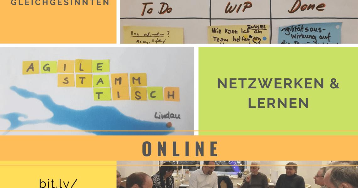 Agile Stammtisch Lindau Online Edition