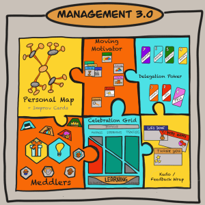 Management 3.0 Formate
