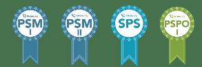 scrum.org Badges