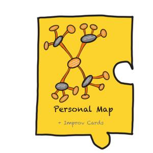 Personal Map: Kennenlernen und Vertrauen aufbauen