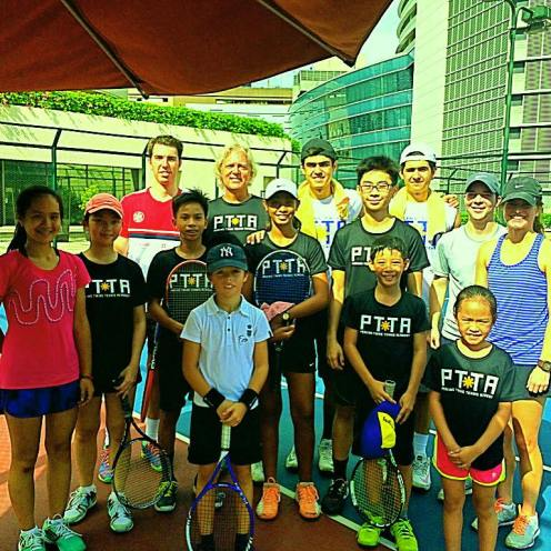Perkins Twins Tennis Academy