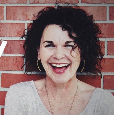 Lady smiling-Nancy Luketich
