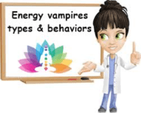 energy vampire types and behaviors
