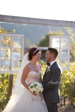 Aaron and Chelsea Arana ~ http://www.hannahsons.com/arana-wedding-stomping-ground-veineyards-devore/