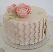 Jin's lovely cake.