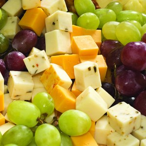 Fruit & Cheese Board