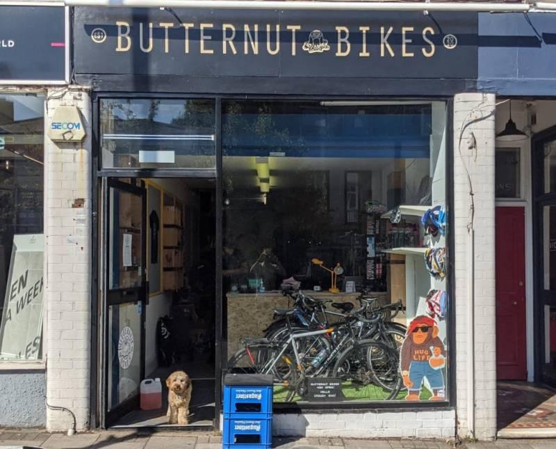 Butternut Bikes Shop