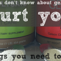 What you don't know about gelatin may hurt you: 6 things you need to know!