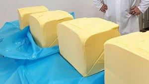Butter blocks
