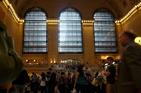 Grand Central mayhem