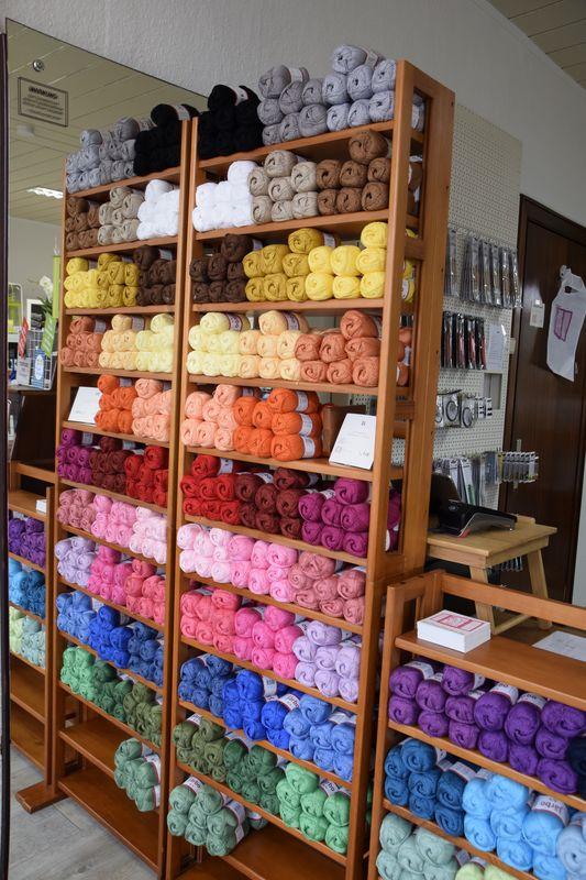 Wollkaufladen Rendsburg Baumwolle