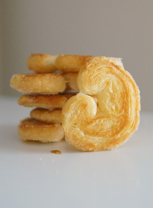 Butter with a Side of Bread Palmier Easy Elephant Ears