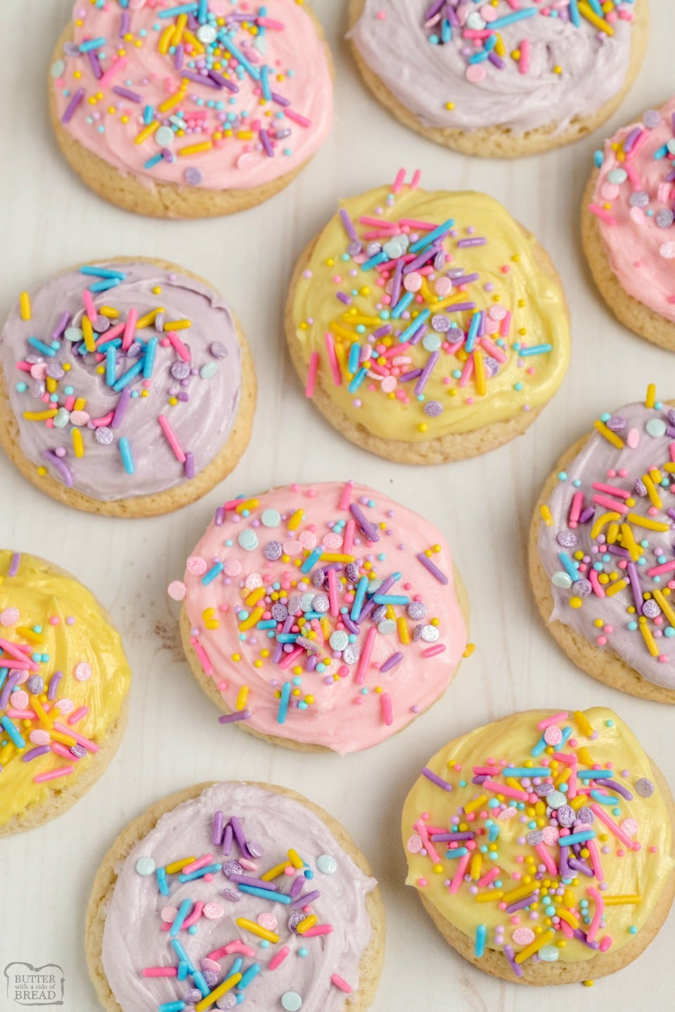 Best Soft Sugar Cookies recipe