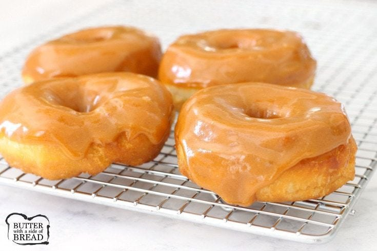 Easy 15-Minute Pumpkin Spice Donuts - Butter With A Side of Bread