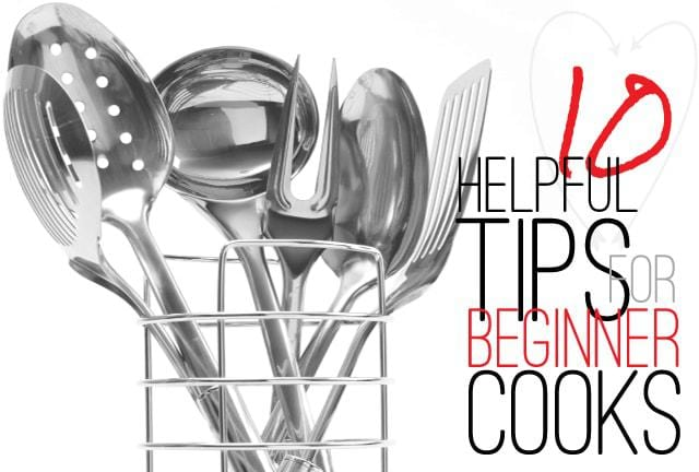 10 Helpful Tips for Beginner Cooks, Butter with a Side of Bread