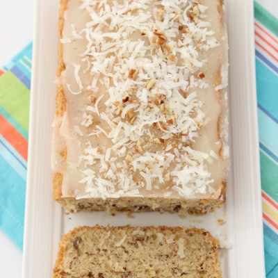 SWEET COCONUT BREAD RECIPE