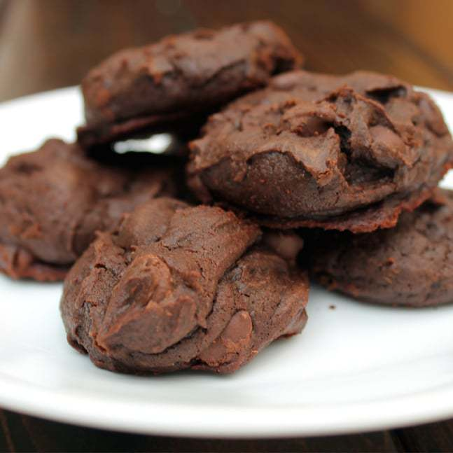 Chocolate Mint Cookies: Butter with a side of Bread