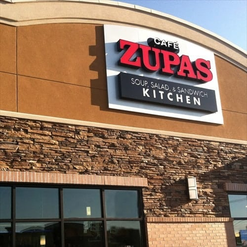 My husband and I were recently invited to a Cafe Zupas Grand Opening event here in Utah and I thought this would be a fantastic time to review one of my favorite restaurants.