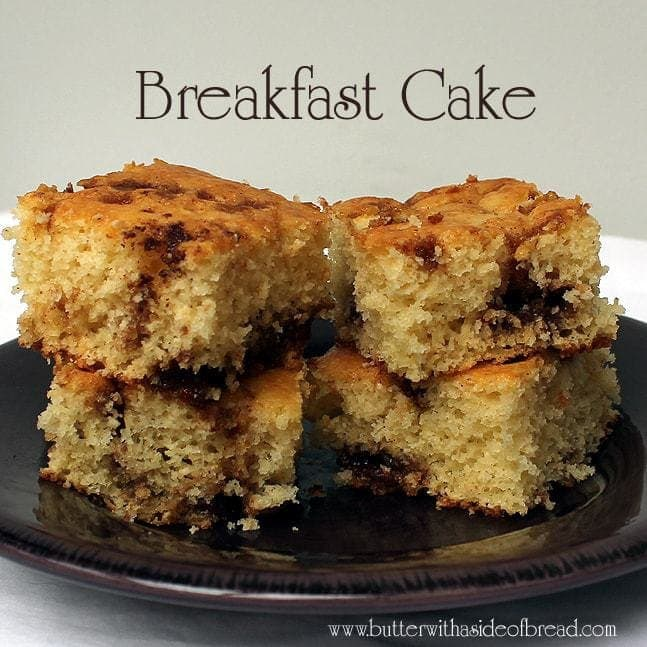 """This supereasy,little treat has been a favorite of mine since I was a little girl. I loved this """"not-too-sweet"""" cake. It is perfect for brunches, breakfasts and more so yes,you can now say you have permission to eat cake for breakfast!!"""