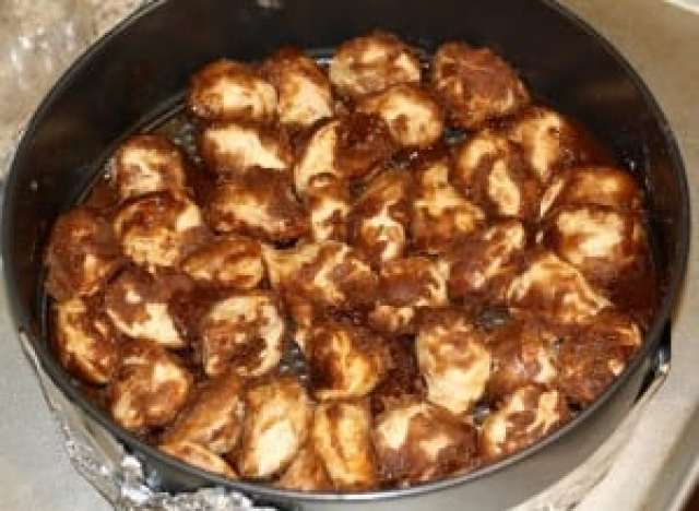 Easier to Eat Monkey Bread: Butter with a Side of Bread