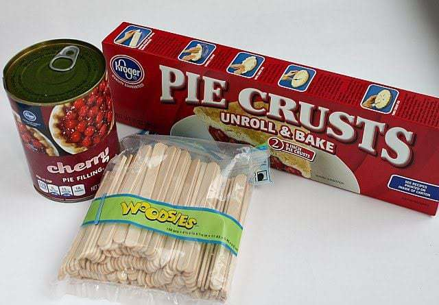 Cherry Pie Pops: Butter With a Side of Bread