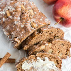 How to make Apple Cinnamon Bread quick bread