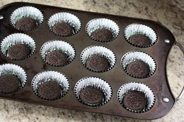 MINT OREO CHOCOLATE MOUSSE CUPS: Butter With A Side Of Bread