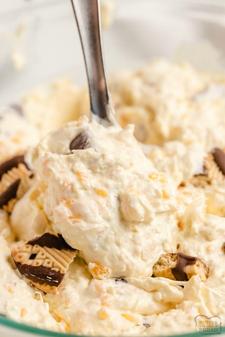 how to make cookie salad
