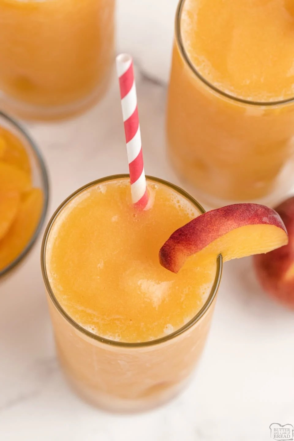 How to make fresh fruit Slurpees