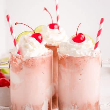 HOW TO MAKE DR.PEPPER FLOATS