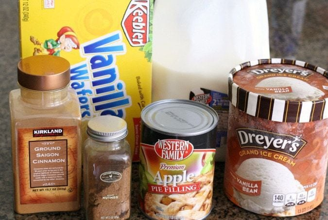 Apple Pie Milkshakes - Butter With A Side of Bread