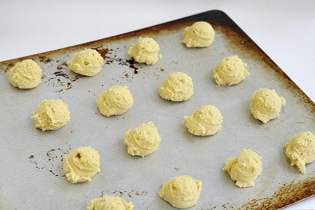 Lemonade Cookies - Butter With a Side of Bread