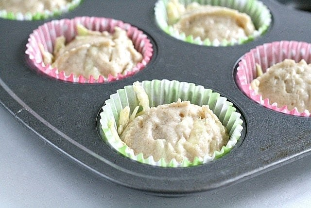 Zucchini Cupcakes with Caramel Frosting - Butter With a Side of Bread