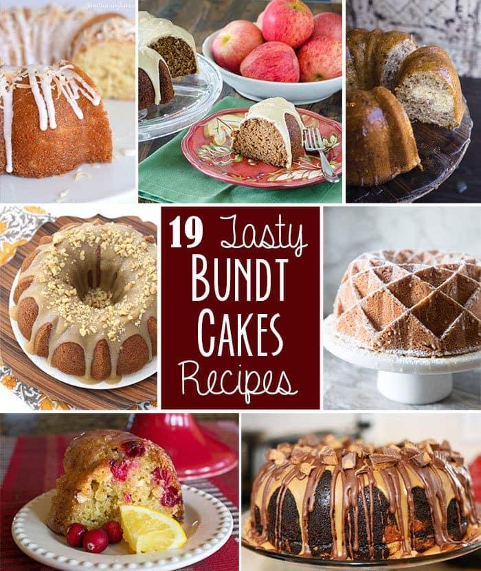 Amazing Bundt Cake Recipes