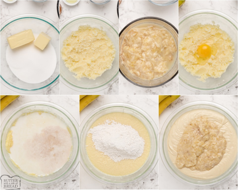 How to make Best Buttermilk Banana Cake recipe
