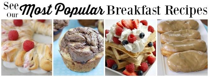 popularbreakfastrecipescollage