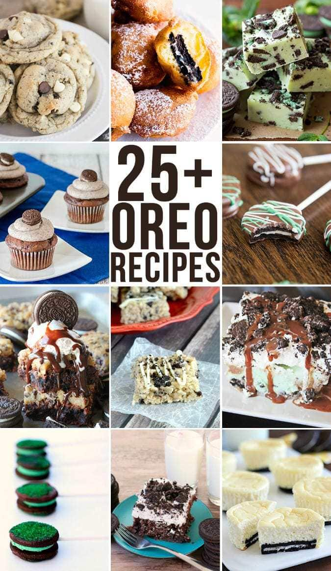 25+ Delectable Oreo Recipes - Butter With A Side of Bread