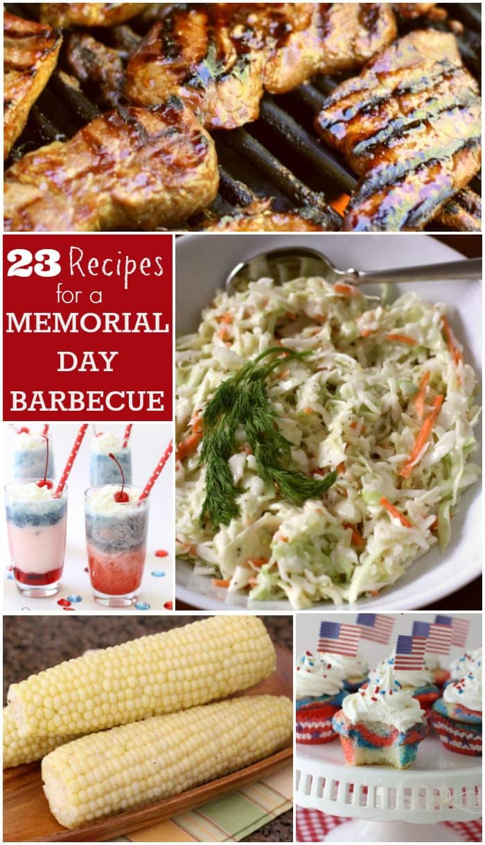 23 Recipes for a Memorial Day Barbecue - Butter With a Side of Bread
