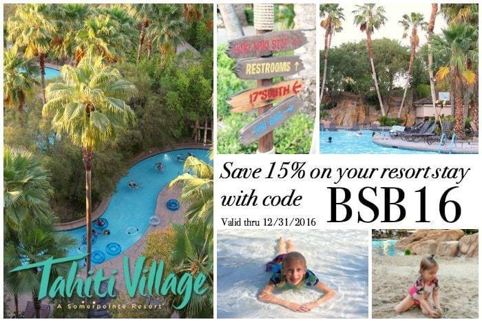 Tahiti Village Family Friendly Las Vegas Resort Hotel Coupon Code