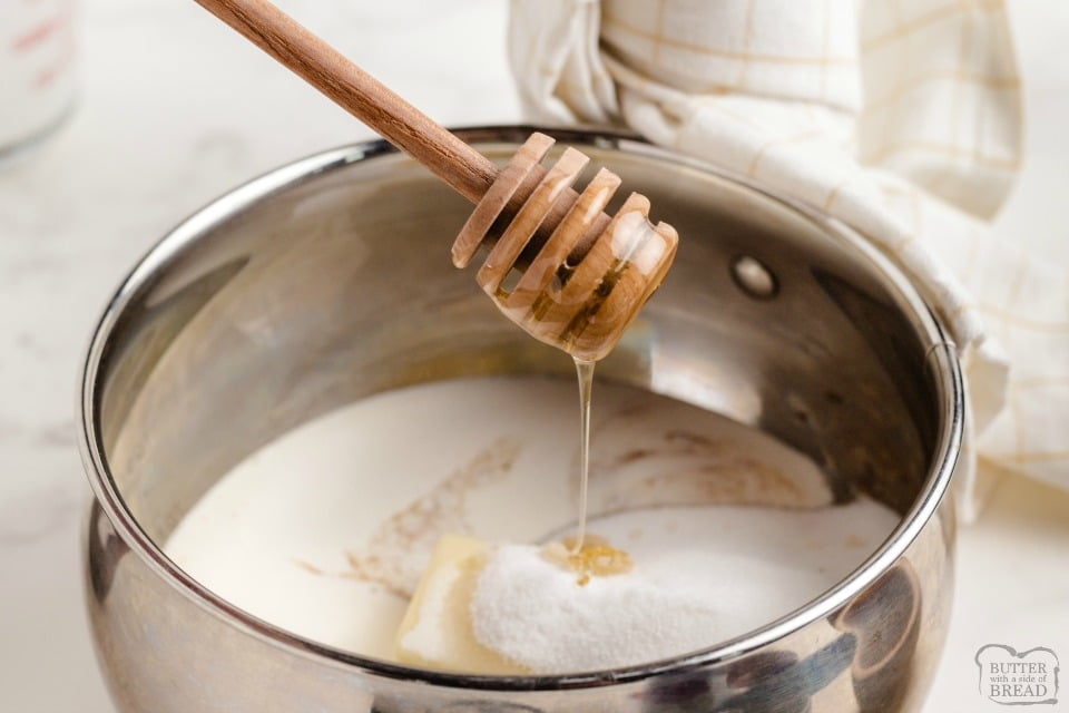 How to Make Homemade Vanilla Butter Syrup