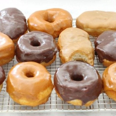 EASY 15-MINUTE DONUTS, 3 RECIPES