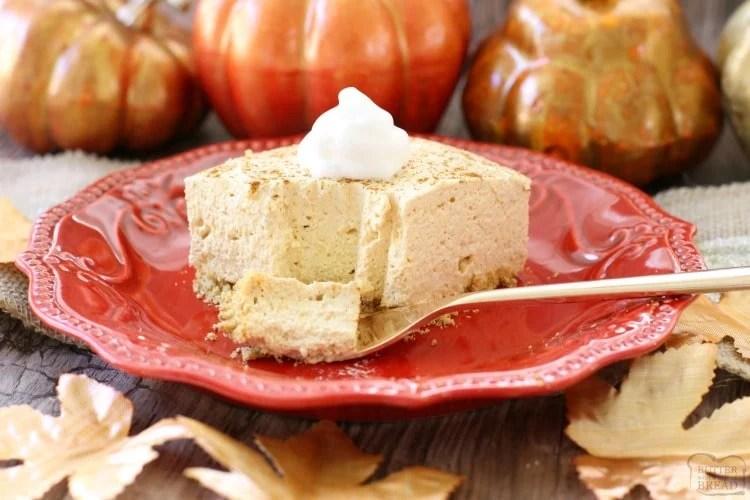 skinny pumpkin cheesecake recipe