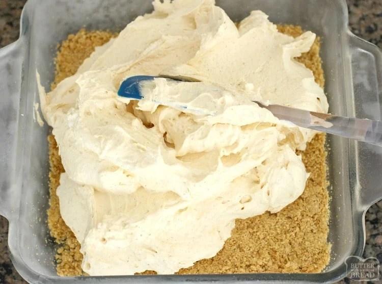 how to make no bake cheesecake