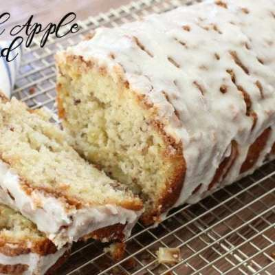 DUTCH APPLE BREAD RECIPE