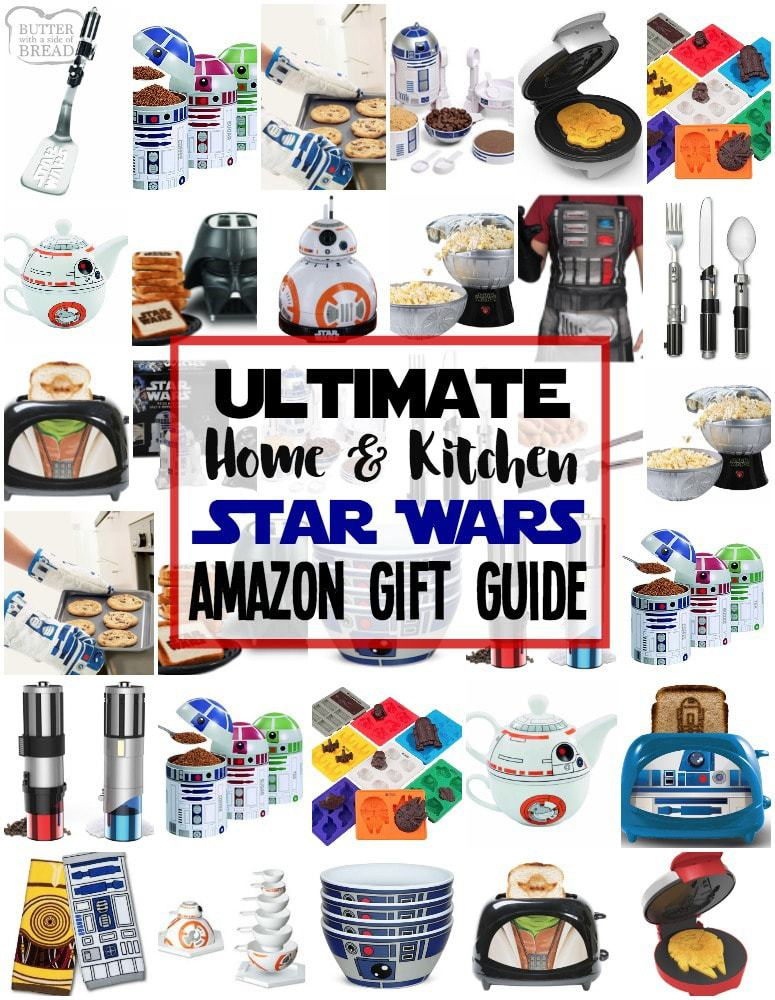 Star Gifts Best AmazonHomeamp; Wars Kitchen A With Side On Butter BexCod