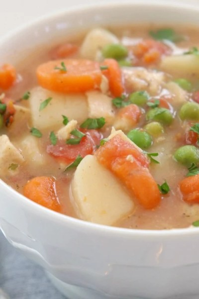 Easy Chicken Stew Recipe.BSB.