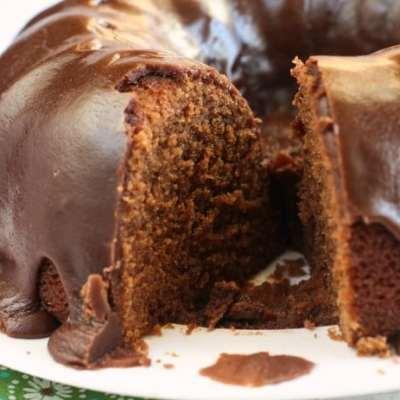 CHOCOLATE COCA-COLA CAKE