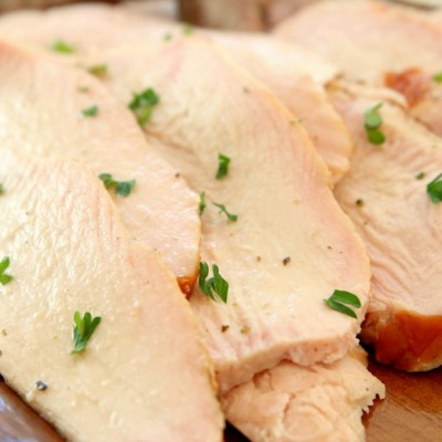 EASY SMOKED TURKEY BREAST RECIPE